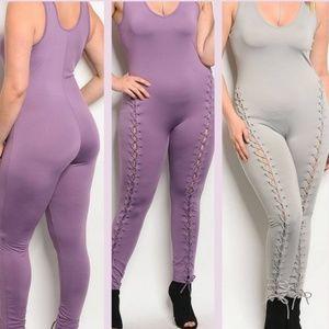 Pants - Plus Size Jumper